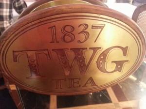 TWG Tea Cafe