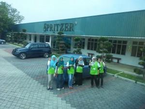 Staff Spritzer