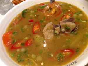 Sup buntut a.k.a sup ekor