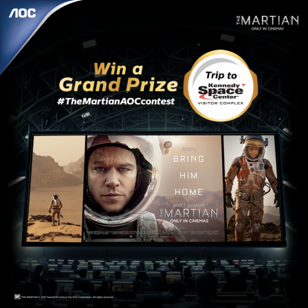 """Join """"Act it out and Win"""" Contest Jika Ingin Ke Kennedy Space Centre"""