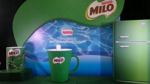 Nestlé Milo® Frozen Confection