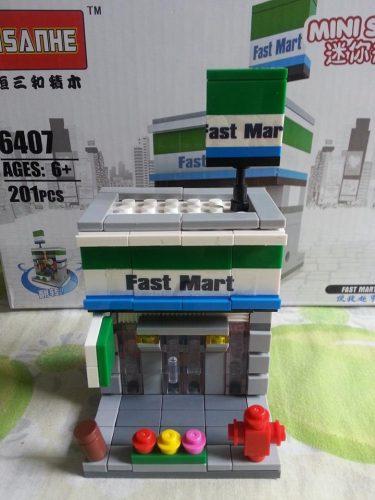 Fast Mart Mini Street