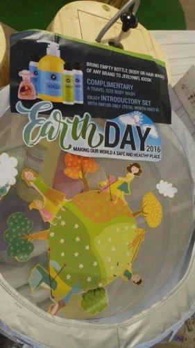 Jerlynn'L & Butterfly Project Berkerjasama Untuk Kempen 'Earth Day'