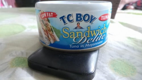 Main Masak-Masak dengan Menggunakan TC Boy Tuna