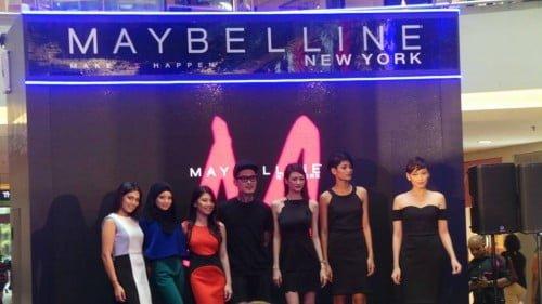 Maybelline Menyeru Gadis Malaysia untuk #MakeItHappen