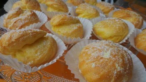 Nasi Lemak + Teh O= RM1.50 Sahaja di Aunty Tartlets, Percaya Tak?