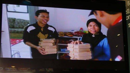 Bonus For All, Kempen Mengenang Jasa 'Our Unsung Heroes' dari Dominos