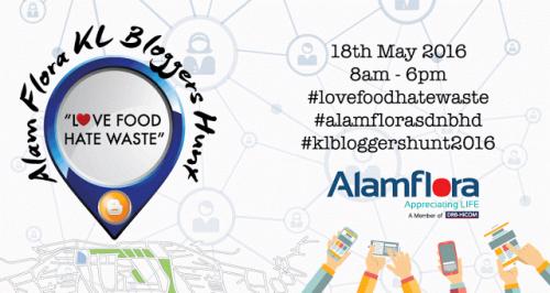 Love Food, Hate Waste : Kempen Terbaru dari Alam Flora