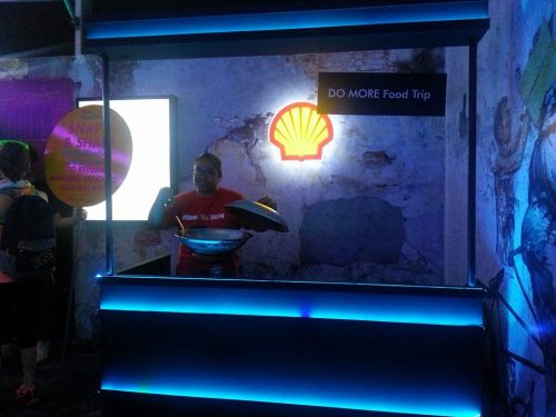 Shell Electric Run 2016