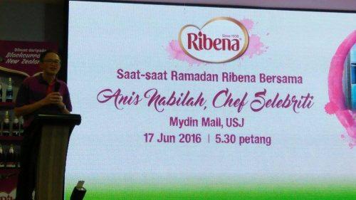 Saat-Saat Ramadan & Raya bersama Ribena