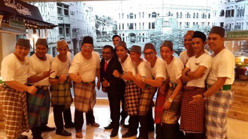 "Buffet Ramadan ""Nostalgia 60an"" di AnCasa Hotel & Spa, Kuala Lumpur"