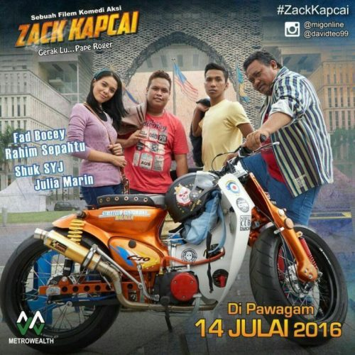 Zack Kapcai Preview