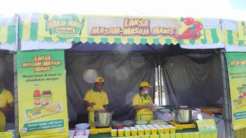 Pesta Makan-Makan Kimball