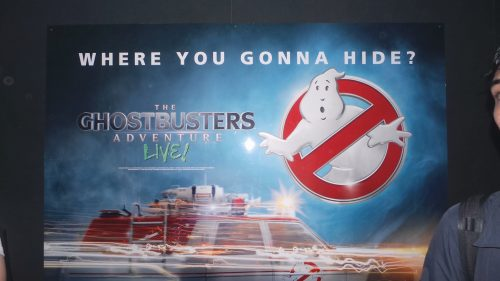 Ghostbusters Adventure Live Blast Into Sunway Lagoon