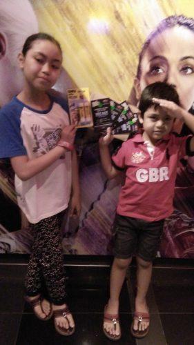 Family Friendly Konsep Terbaru di TGV Cinemas