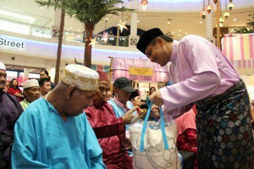 the Curve Bersama Rumah Jagaan Orang Tua Al Ikhlas