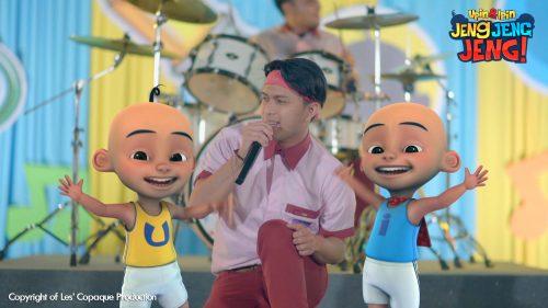 "Perlancaran Video Muzik Filem ""Upin & Ipin Jeng, Jeng, Jeng!"""