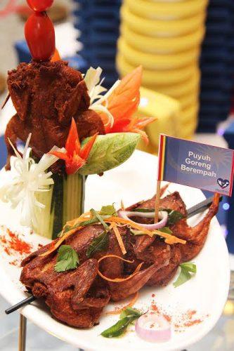 Merdeka Hi Tea di Grand BlueWave Hotel Shah Alam 2016