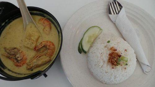 Jom Pekena Masakan Udang Galah @ The Nai Cafe, Denai Alam