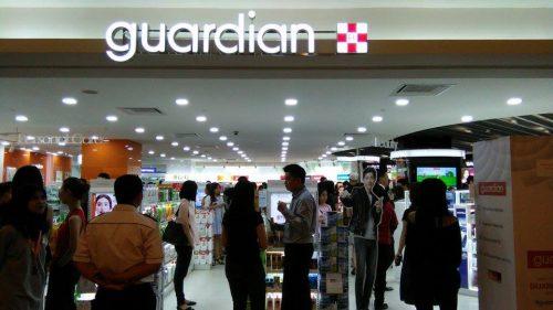 Guardian KLCC Kini Berwajah Baru