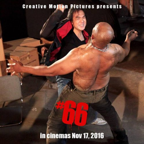 #66 The Movie Filem Aksi Terbaru Dari Creative Motion Picture
