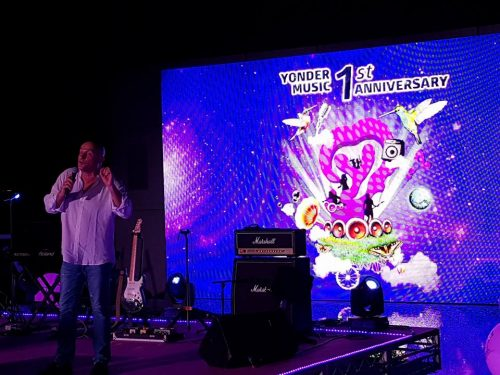 Yonder Music , Selamat Ulangtahun Pertama !!!