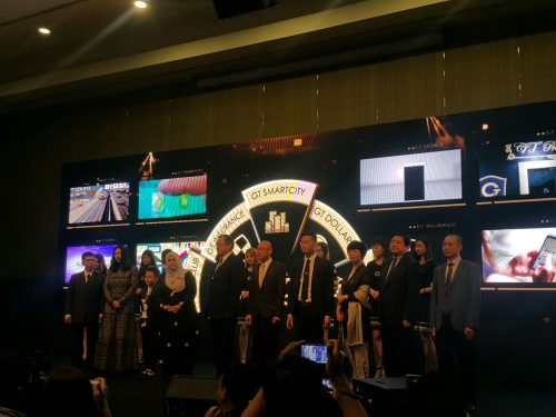 GT Dollar Malaysia Grand Launch At Malaysia FinTech Ecosystem Conference