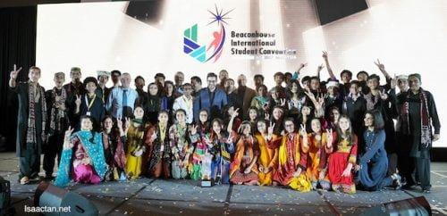 Majlis Penutup Konvokesyen International School Beaconhouse 2017 (BISC 2017)