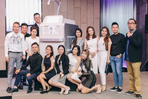 Dr.Ko Skin Specialist Melancarkan Mesin Laser Picoway®