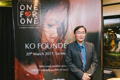 Hari Pengasas KO Pakar Kulit Dr. Ko 2017 Dari 24 Mac Hingga 30 April 2017