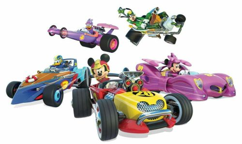 "Join Disney Junior's ""Mickey and the Roadster Racers"" Carnival"