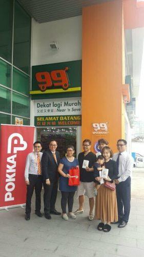 """Pokka Malaysia Mengumumkan Pemenang Peraduan """"Share & Win"""""""