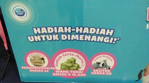 Kempen 'Mak Hebat, Mak Menang' Tawarkan Hadiah Bernilai RM1.7 Juta