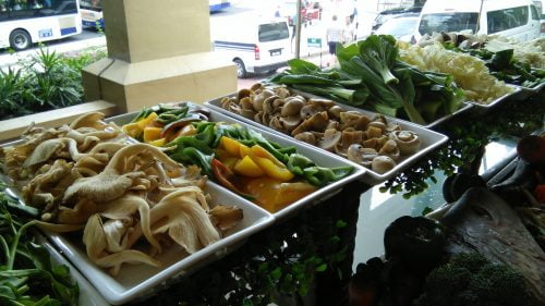 Buffet Ramadan 2017; Selera Desa Kembara di Ancasa Hotel & Spa, KL